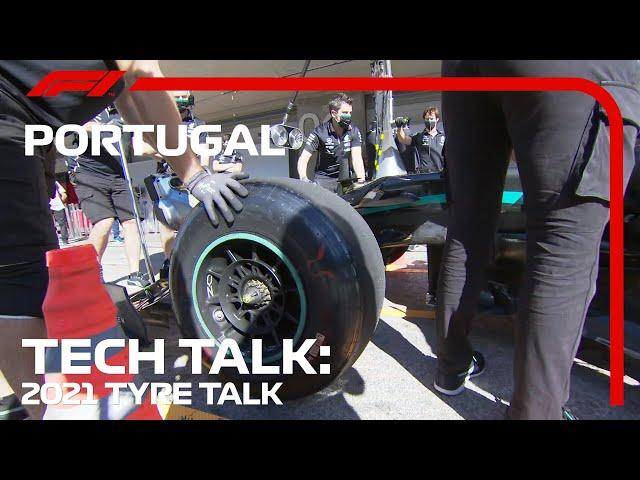 2021 Tyres In Focus At Portimao | Tech Talk | 2020 Portuguese Grand Prix