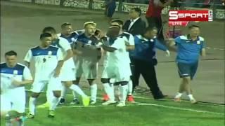 Победные голы Кыргызстана против сборной Казахстана, Бишкек 30 августа
