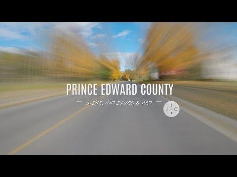 Prince Edward County, Ontario I J&C Toronto