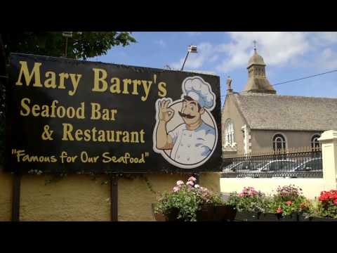 Mary Barrys Seafood Restaurant, Kilmore, Wexford