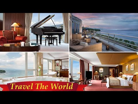 Inside world's most expensive hotel room on Lake Geneva  - Travel Guide vs Booking