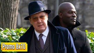 The blacklist season 8x10 Promo (HD) || Dembe.