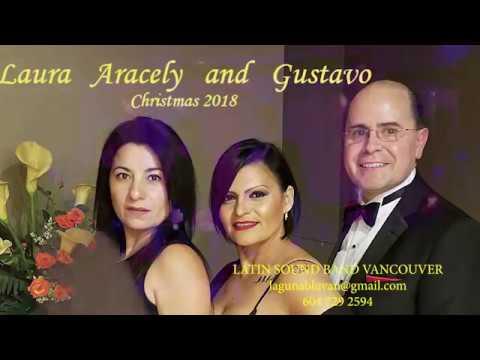 Gustavo Herrera (Mexican - Canadian Tenor)  LATIN SOUND BAND  VANCOUVER