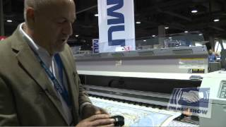 Gary Rudnick introduces the Mutoh ValueJet 1638
