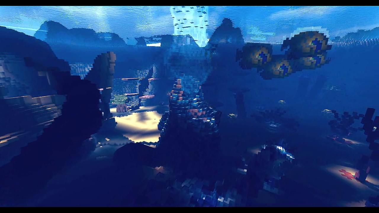 Minecraft Fond Marin