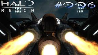 HALO REACH #006 - Wir schnappen uns den Supercarrier! | Let's Play Halo Reach (Deutsch/German)