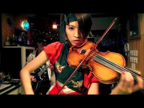 """【Violin】Shinsuke Nakamura """"The Rising Sun""""【WWE】"""