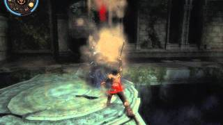 Prince of Persia Warrior Within walkthrough Part 2