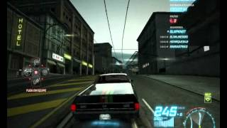 Repeat youtube video NFS World: Bug de Correr com Qualquer Carro na Fuga T1 Multiplayer