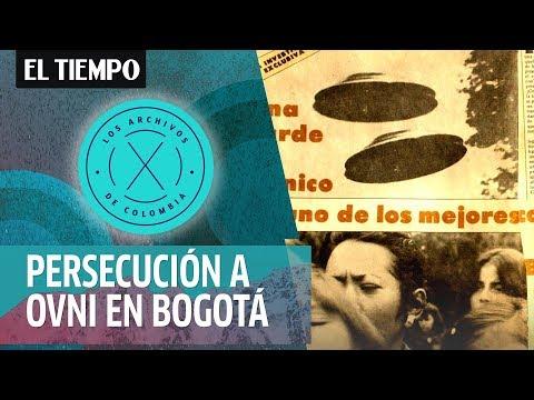 Controlador Aéreo Revela Cómo Avión De Guerra Persiguió Ovni En Bogotá | Ep 6 | Los Archivos X