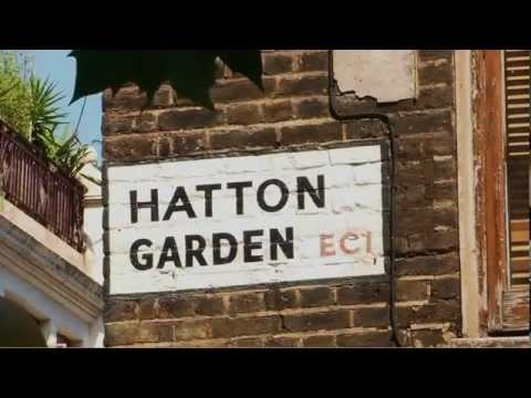 Hatton Garden London's Jewellery Quarter