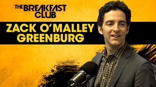 Zack O\'Malley Greenburg Reveals Forbes\' Richest Rappers, Self-Made Women + More