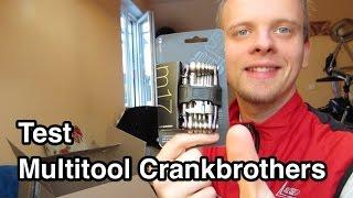 Test Crank Brothers Multi 17 Multitool | Multitool Test | Taschenwerkzeug Test | Fahrrad Multitool