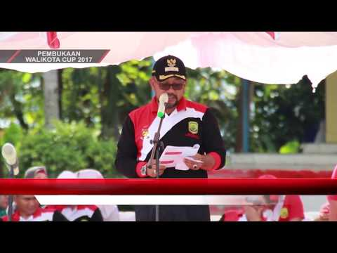Pembukaan Walikota Cup Tanjungpinang 2017