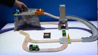 Toy Fair 2014 ~ Thomas & Friends Wooden Railway Thomas' Fossil Run