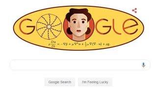Olga Ladyzhenskaya: Google Doodle Celebrates Russian Mathematician's 97th Birthday