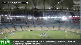 Flamengo 1 x 1 Independiente - Final - Jogo de Volta - Copa Sul-Americana - 13/12/2017