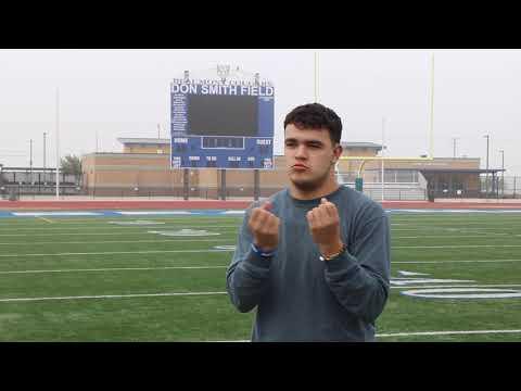 Meet Shaun Cannady, A Graduating Student-Athlete From Beaumont High School