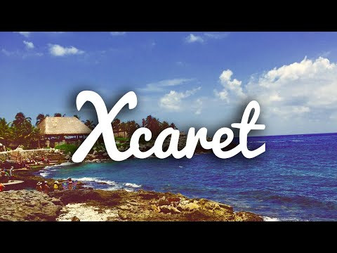 Mexico Travel: Xcaret Day Trip from Cancun