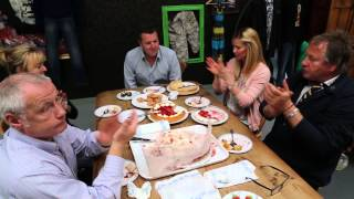 Joe Browns Lunchtime Laughs - Strawberry Bake Off Video. Thumbnail