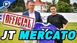 OFFICIEL : Samir Nasri signe à Anderlecht ! | Journal du Mercato