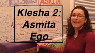 """""""Yoga Board"""" Klesha 2: Asmita- Ego Identification- LauraGyoga"""