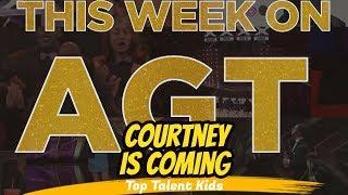AGT 2018 America's Got Talent Live Finals Week 1 Leadup