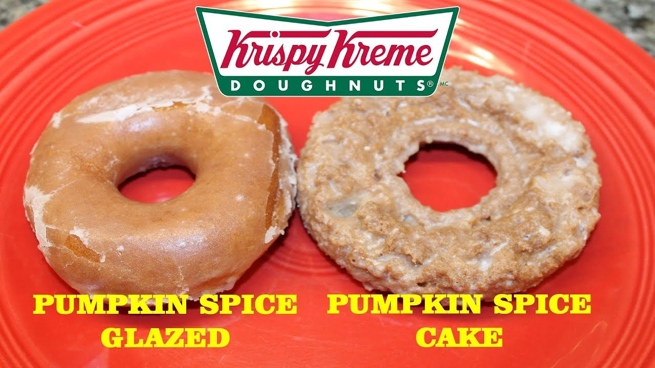 Krispy Kreme Is Making Pumpkin Spice Donuts A Hot Commodity