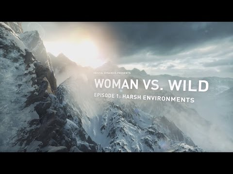 Woman Vs. Wild - Episode #1: Harsh Environments