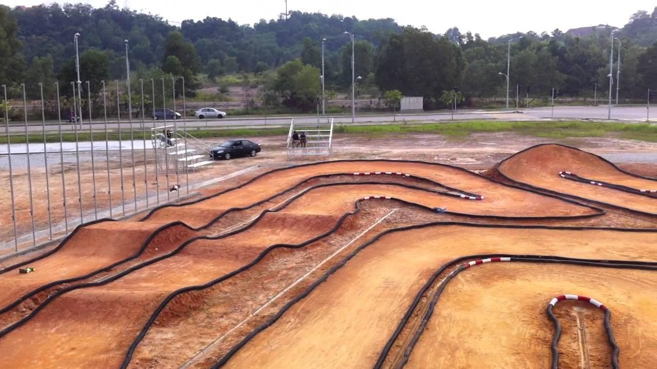 Rc Car Track: Putrajaya Off Road RC Track