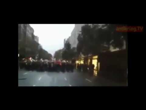 Spanien - Einschränkung des Demonstrationsrechts