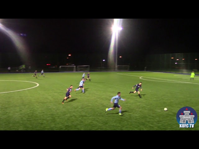 Kilbarrack Utd Vs Pegasus St James Ath - LSL Senior 1B - 23 Oct 2019