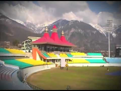 Dharamshala stadium Documentary Created By Rajnish BaBa Mehta