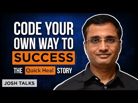 How I Built A 2000 Cr IT Security Company? | Sanjay Katkar | Inspiring Quick Heal Story