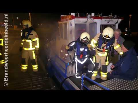 2017 11 23 Oefening waterongeval haven Veessen