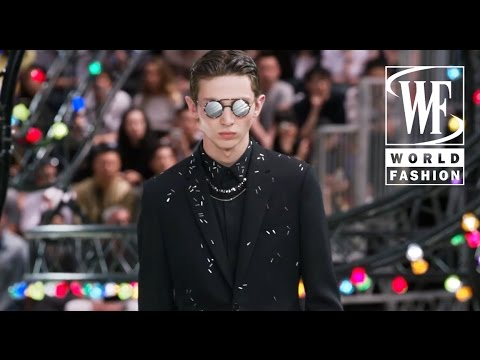 ece574b2f8 Dior Homme Spring Summer 2017 Paris Fashion Week - YouTube