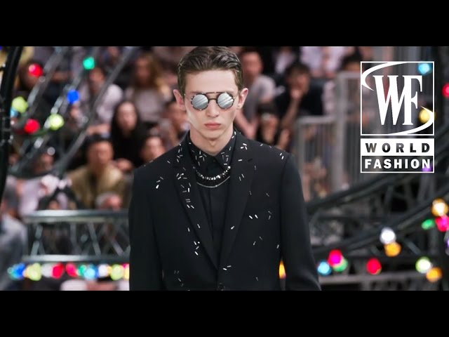 Dior Homme Spring/Summer 2017 Paris Fashion Week