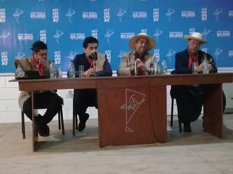 Conferencia de Prensa de La Callejera. Festival Nacional del Malambo 2018