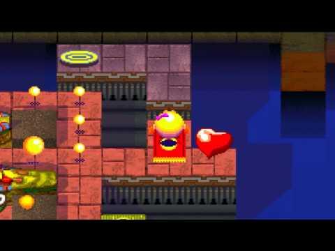 [GBA EMU]Ms. Pac-Man Maze Madness - Mummy Dearest 5:05
