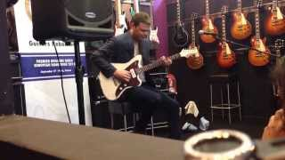 Adam Miller - The Sleazy Song - Solo Guitar - Fano JM6 - Two-Rock Matt Schofield Signature