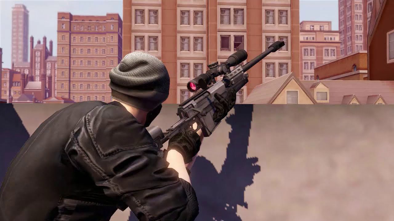 Great Sniper Game
