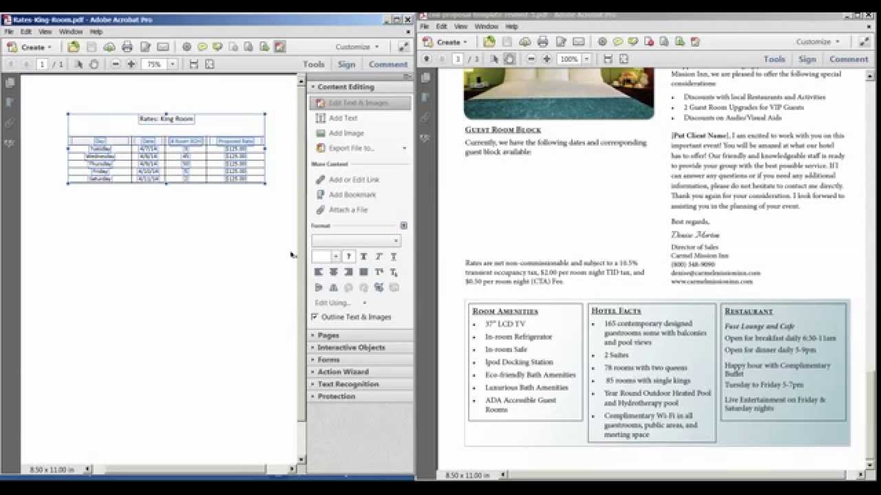 How do you paste into a PDF form from MS Word?