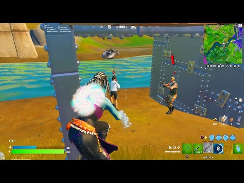 This Fortnite AI Is A Perfect Distractive Trap