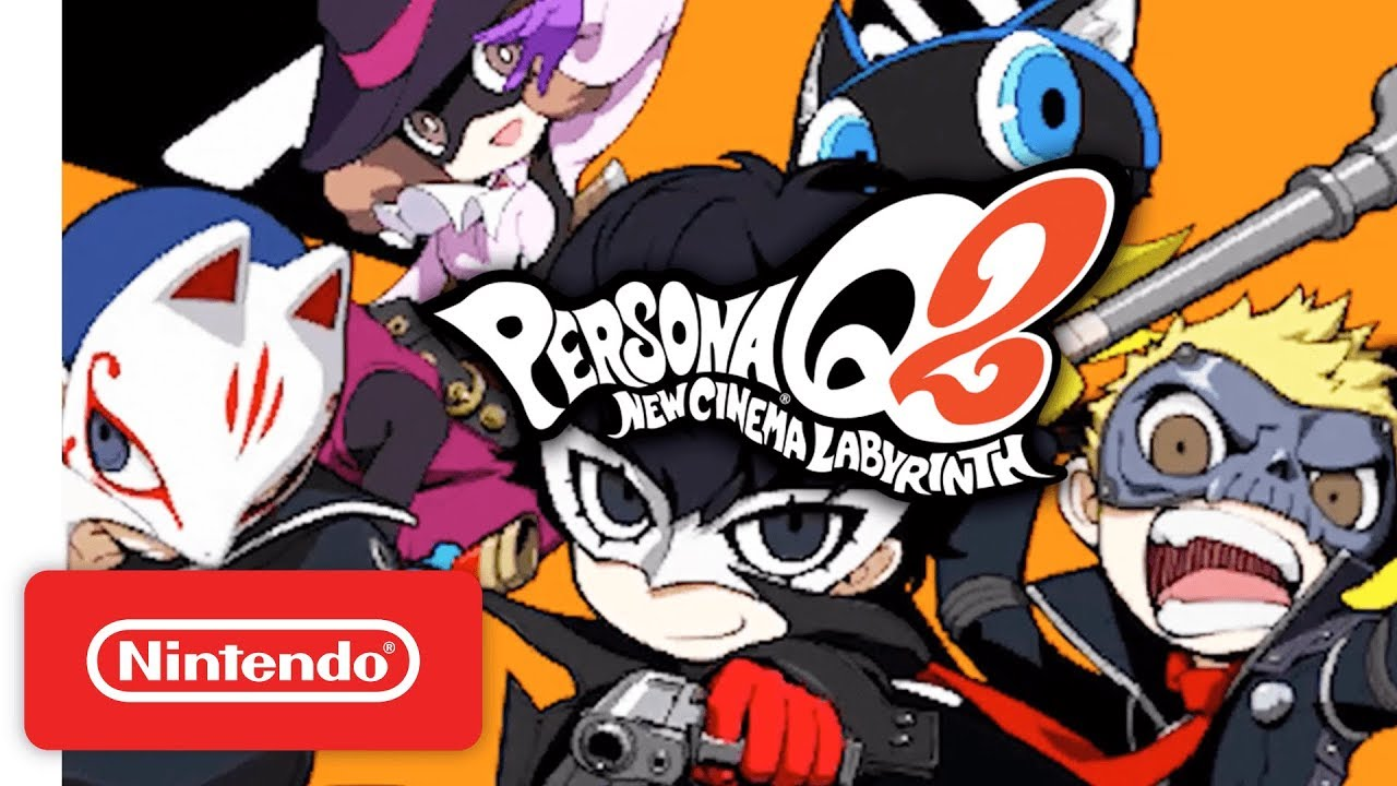 PERSONA Q2: NEW CINEMA LABYRINTH Gets Brand-New Character Trailer