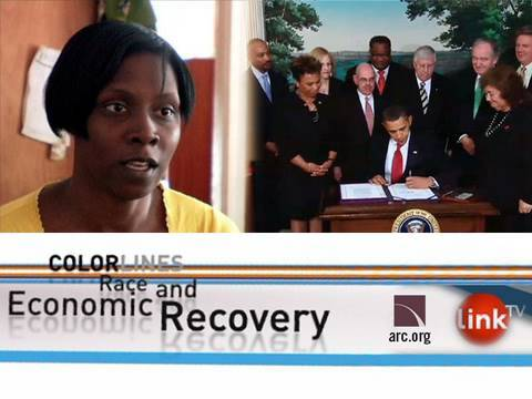 """""""ColorLines: Race and Economic Recovery"""" Full Episode ARC + LINKTV Special"""