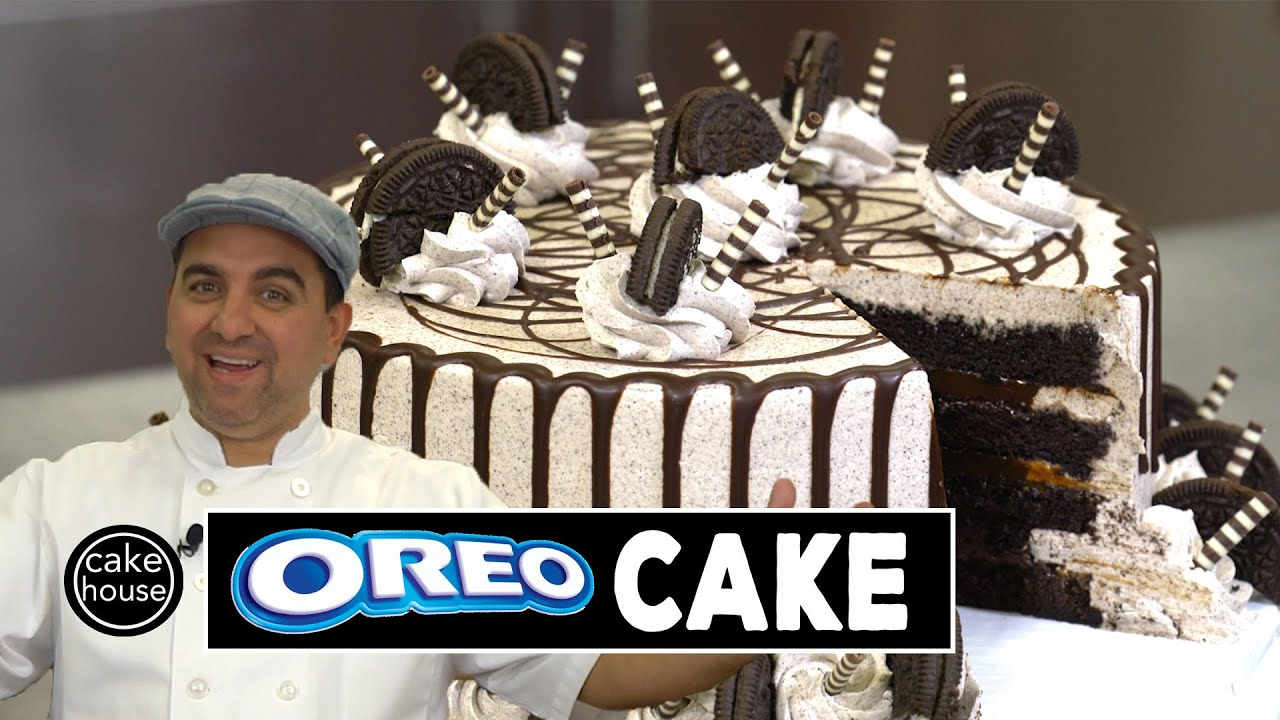 Download Awesome Oreo Cake by The Cake Boss | Cool Cakes 24