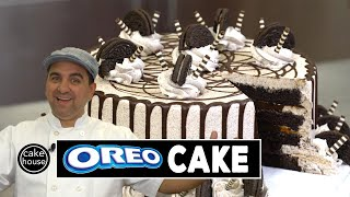 Awesome Oreo Cake by The Cake Boss | Cool Cakes 24