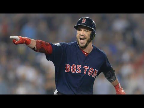 Steve Pearce Red Sox Highlights