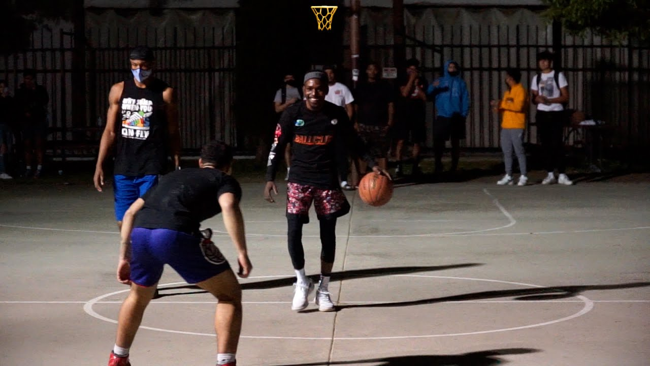 Local hooper GOES AT IT with mixtape legend Aquille Carr!