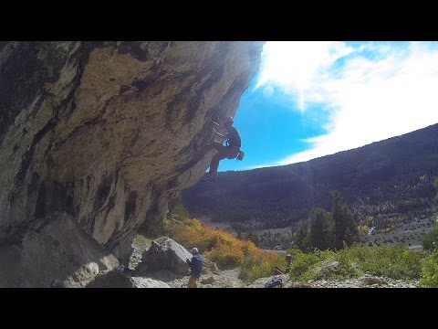 Cowboys & Climbers - Sport Climbing at Sinks Canyon Wyoming with world class Mountain Guides